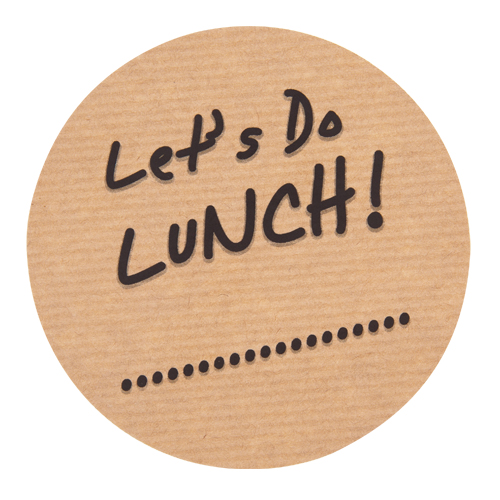 lets do lunch dating service Let's do lunch, love  a dating service in its second year, lunch date is the brainchild of shaker heights resident mike green,.