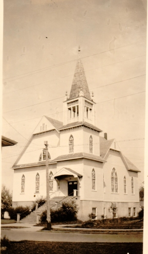 2nd Church Building