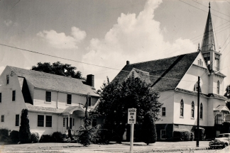 TLC 1941 church and parsonage